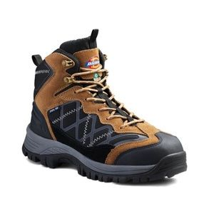 Dickies Frontier Waterproof Steel Toe Boots